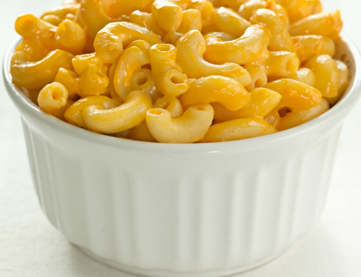 Paula Deen's Macaroni and Cheese Recipe - Crockpot Mac and Cheese
