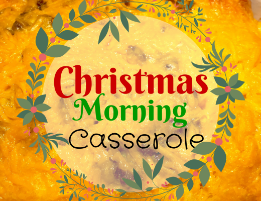 ngredients-Christmas Morning Casserole-Eggs-Cheese-Sausage-Biscuits-Recipes-Kate Swain