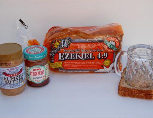 Peanut Butter ala Almond Butter Peanut Butter Jelly Uncrustable Style by Crockpot Empire