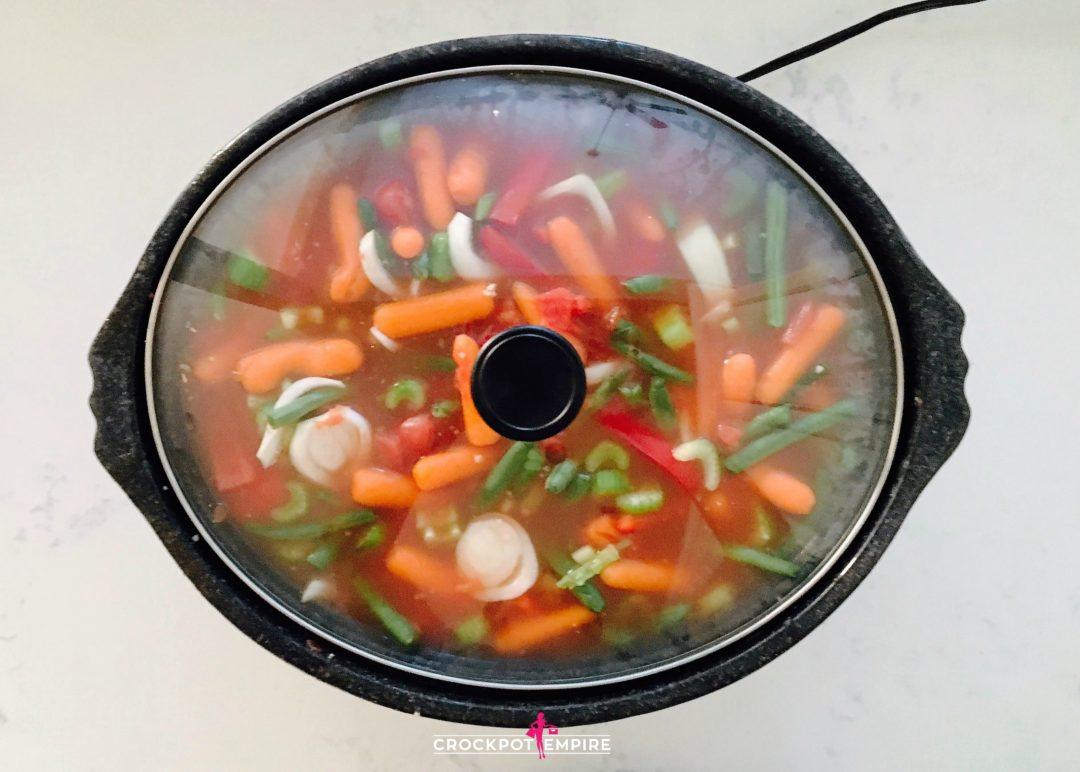 Crockpot Empire Healthy Detox Vegetable Soup Kim Bishop