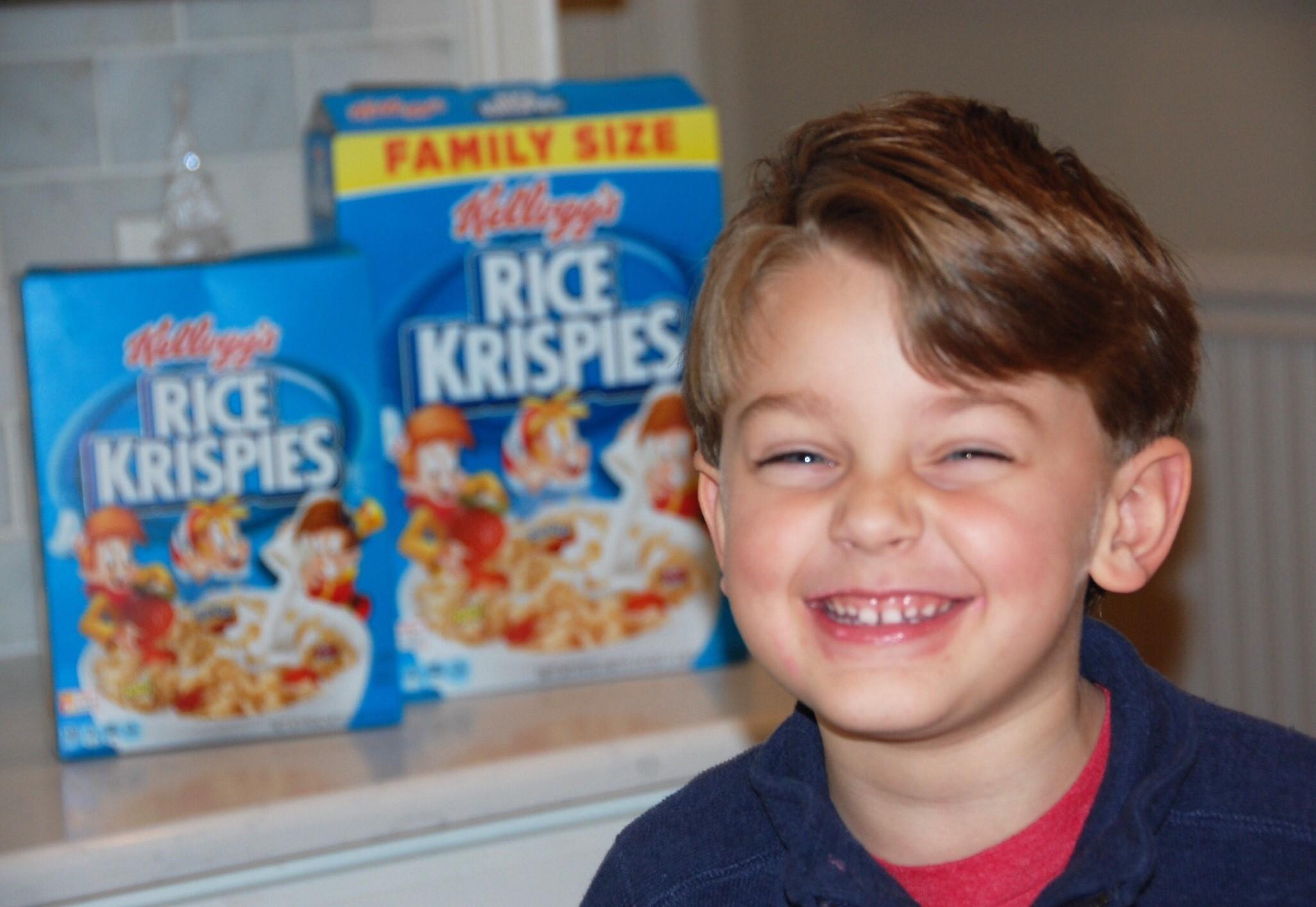 Knox Bishop Rice Krispies Treats