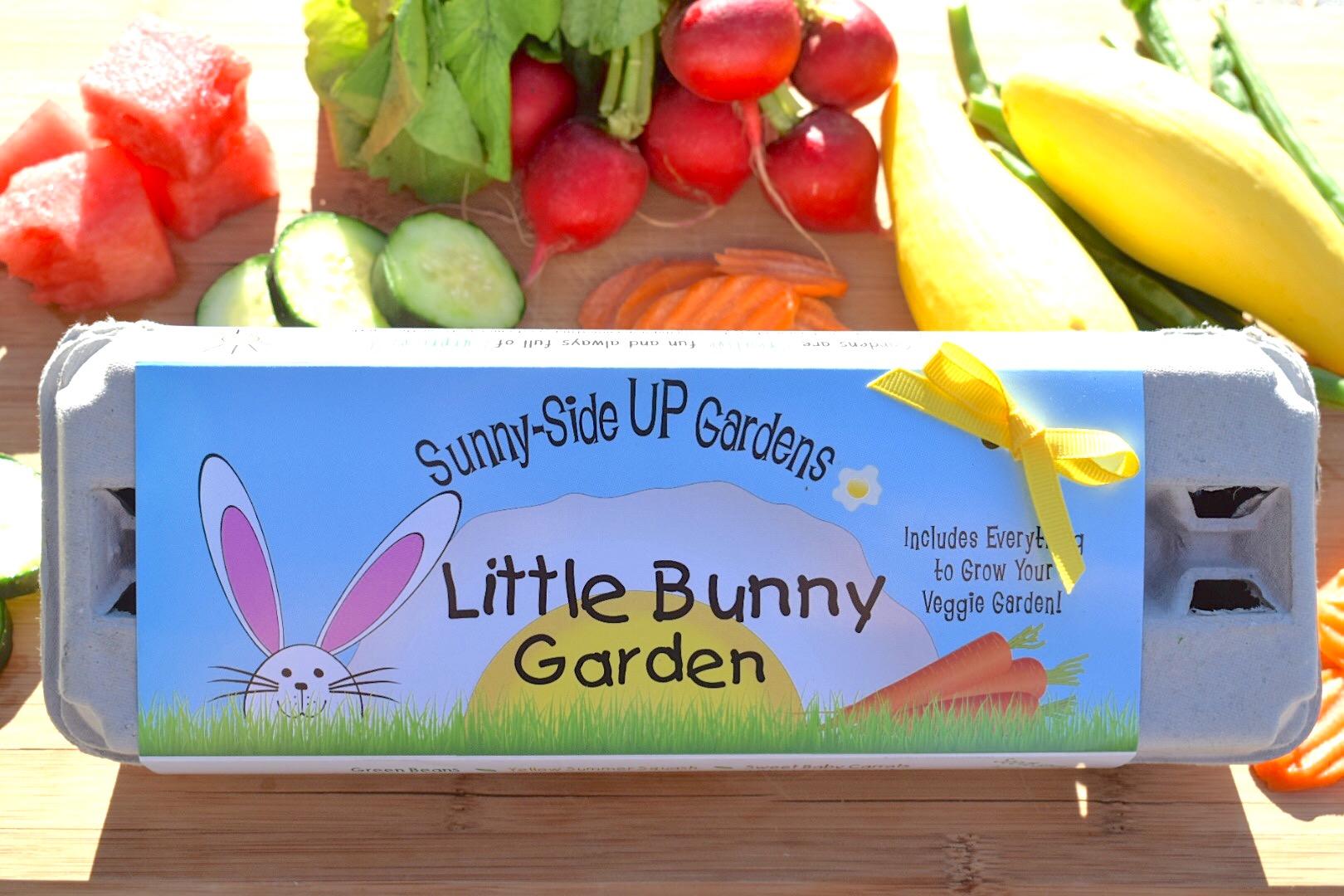 Backyard Safari Sunny-Side Up Little Bunny Garden